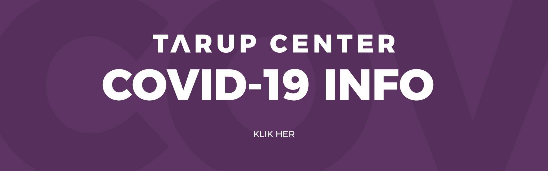 Tarup Center Covid-19